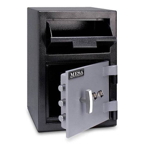 Image of MESA Safes Depository Safe 0.8 cu. ft Dual Key Lock MFL2014K