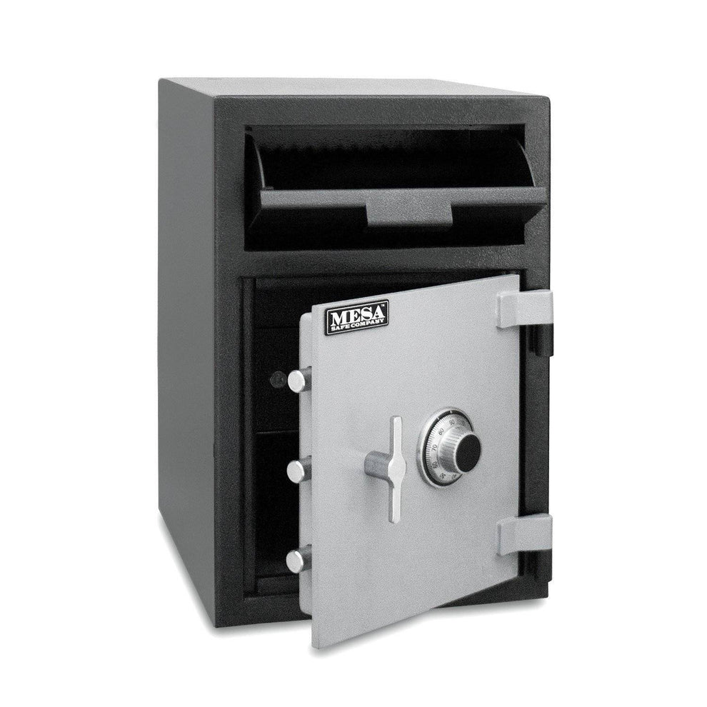 MESA Safes Depository Safe 2.1 cu. ft. Combination Lock MFL25C-ILK