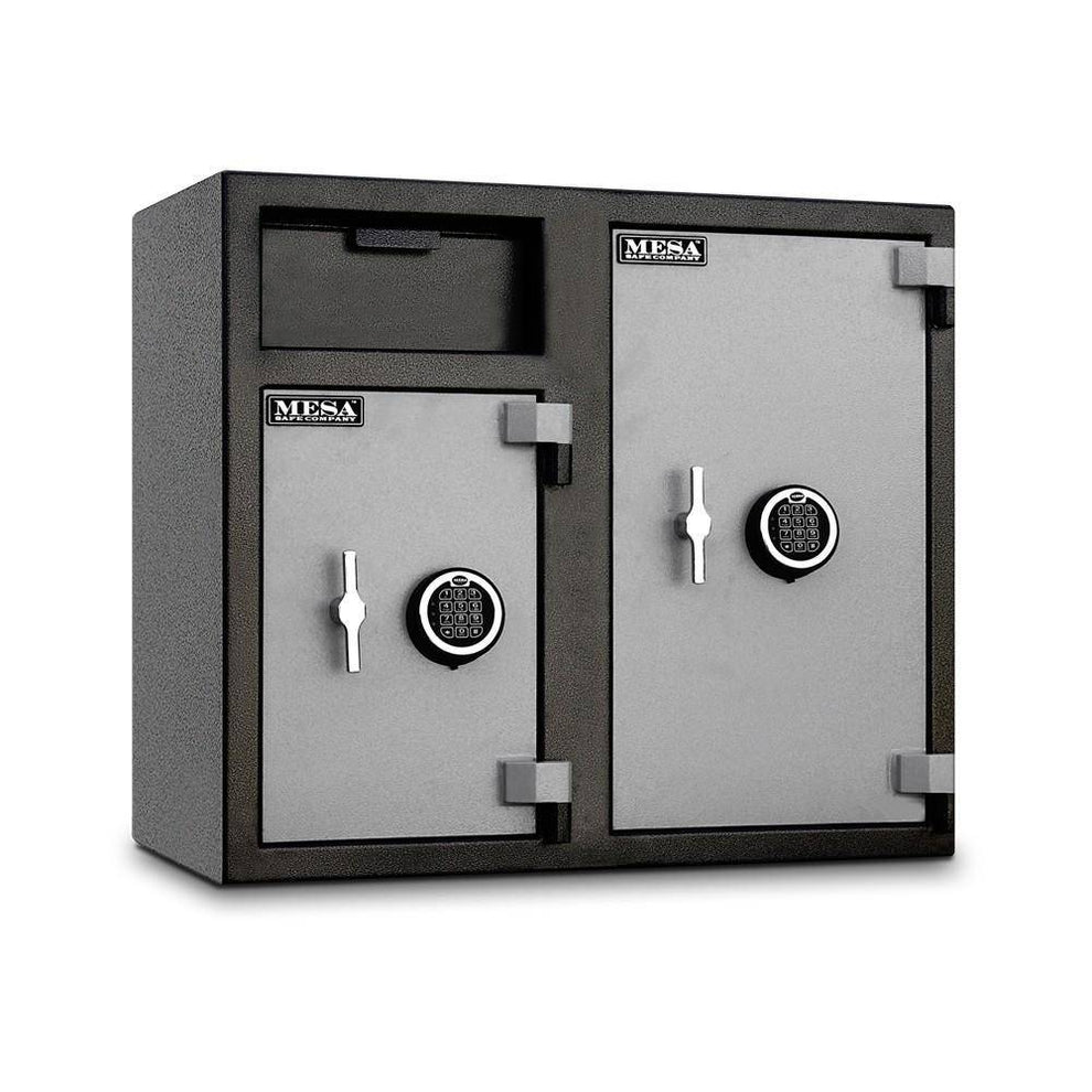 MESA Safes Depository Safe w/ Dual Door,Electronic Lock MFL2731EE