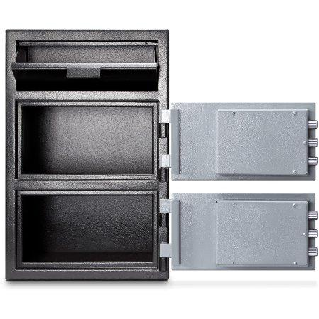 Image of MESA Safes Depository Safe 3.6 cu. ft. Dual Door,Combination Lock