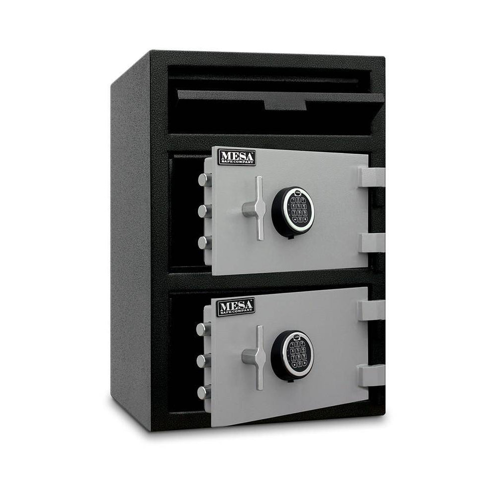 MESA Safes Depository Safe w/ Dual Door,Electronic Lock MFL3020EE