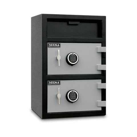 Image of MESA Safes Depository Safe w/ Dual Door,Electronic Lock MFL3020EE
