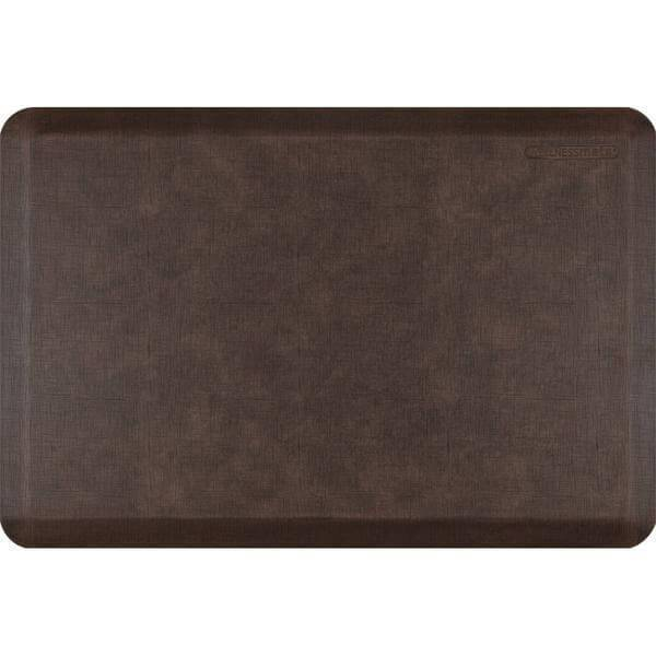WellnessMats Linen Antique Mat Collection 3' X 2' X 3/4