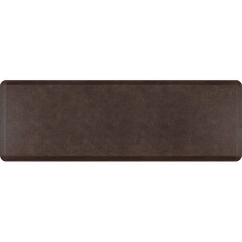 WellnessMats Linen Antique 6'X2' ML62WMRDB, Antique Dark