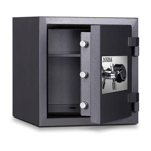MESA Safes Burglary&Fire Composite Safe 2.43 cu.ft. Electronic Lock