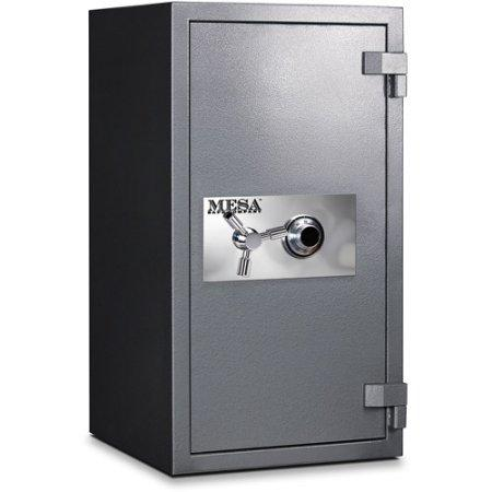 MESA Safes Burglary&Fire Composite Safe 4.97 cu.ft.Combination Lock