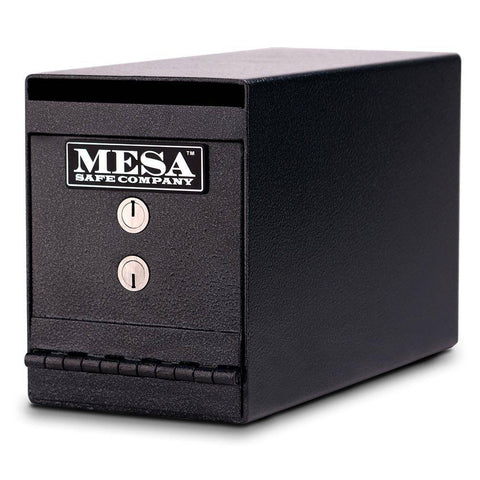 Image of MESA Safes Under Counter Depository Safe 0.2 cu. ft. MUC2K