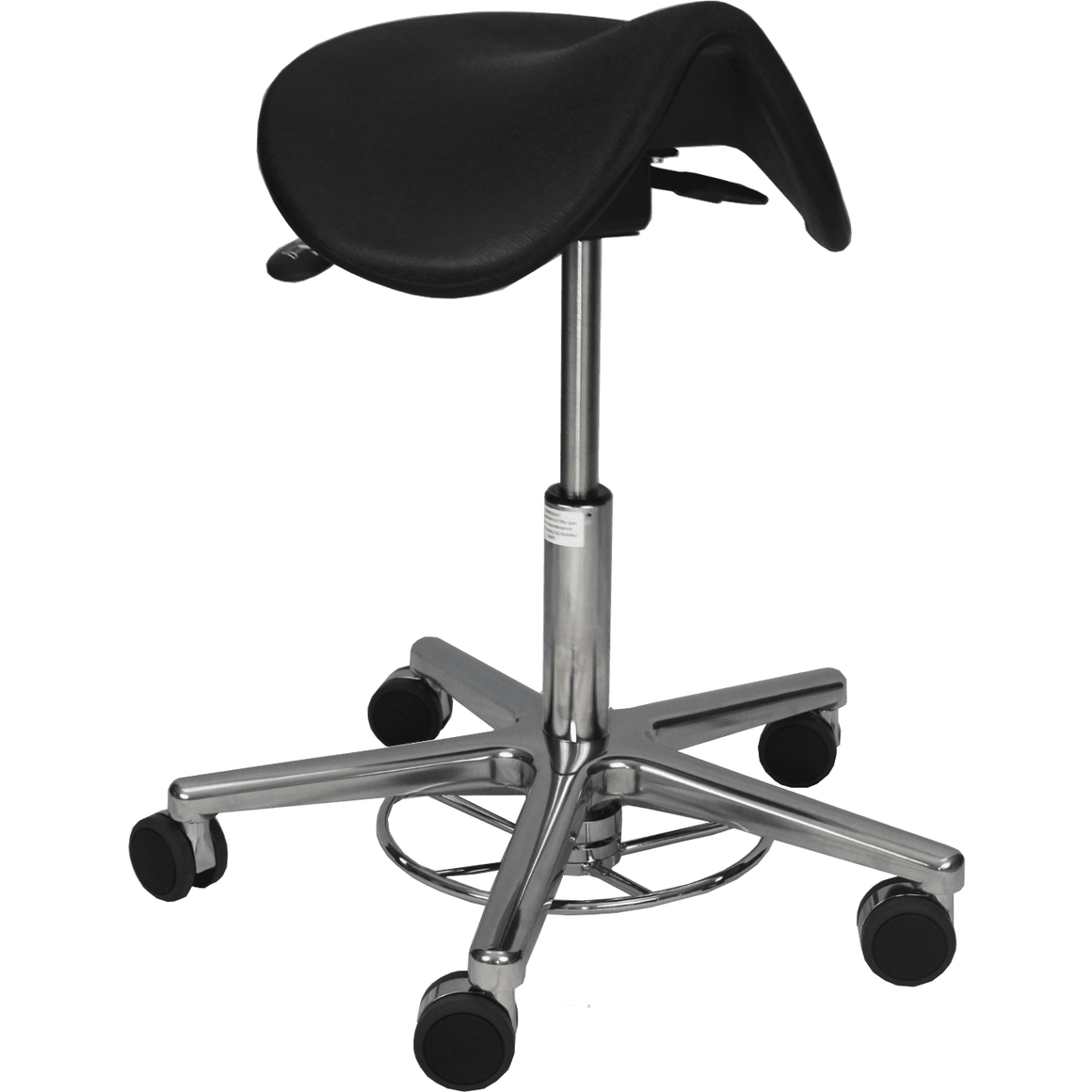 Milagon Tasq Saddle Stool, WS3520KL