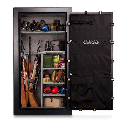 Image of Mesa Safes Gun Safe Pocket Door Organizer PDO32