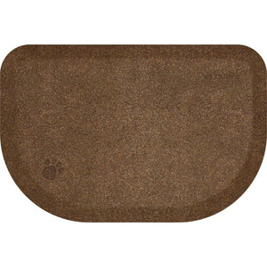"WellnessMats PetMat MD Rounded 36"" X 24"" X 1"" PM3624RGC,GoldenRetreat"