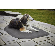 "WellnessMats PetMat LG Rounded 45"" X 30"" X 1"" PM4530RGS,SilverHaven"