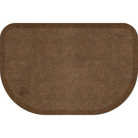 "WellnessMats PetMat XL Rounded 54"" X 36"" X 1"" PM5436RGC,GoldenRetreat"
