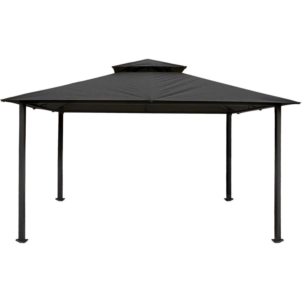 Paragon Outdoor Kingsbury Gazebo with Grey Top GZ584NG