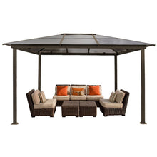 Paragon Madrid 10 x 13 Hard Top Gazebo GZ620LS