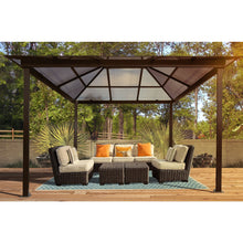 Paragon Outdoor Madrid 10 x 13 Hard Top Gazebo GZ620LS