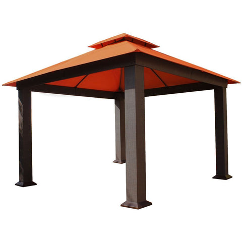 Paragon Seville Gazebo with Rust Top GZ734R