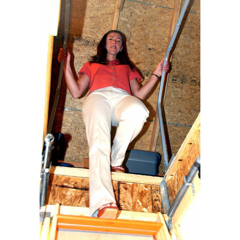 Versa Rail Model 60 Attic Ladder Safety Rail, VRM60