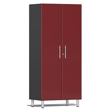 Ulti-MATE Garage 2.0 Ultimate 2-Door Tall Cabinet Red Metallic