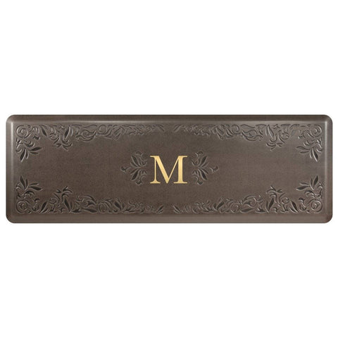 Wellnessmats Signature Heirloom 6x2  SH62WMRDB, Antique Dark