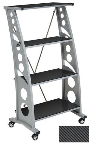 Pitstop Furniture Chicane Bookshelf WS5000