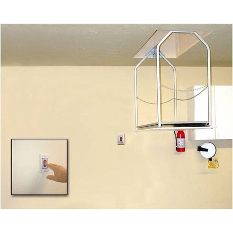 Image of Versa Lift Model 24MHX : Mounted Wall Switch 14-17 ft, VLM24MHX
