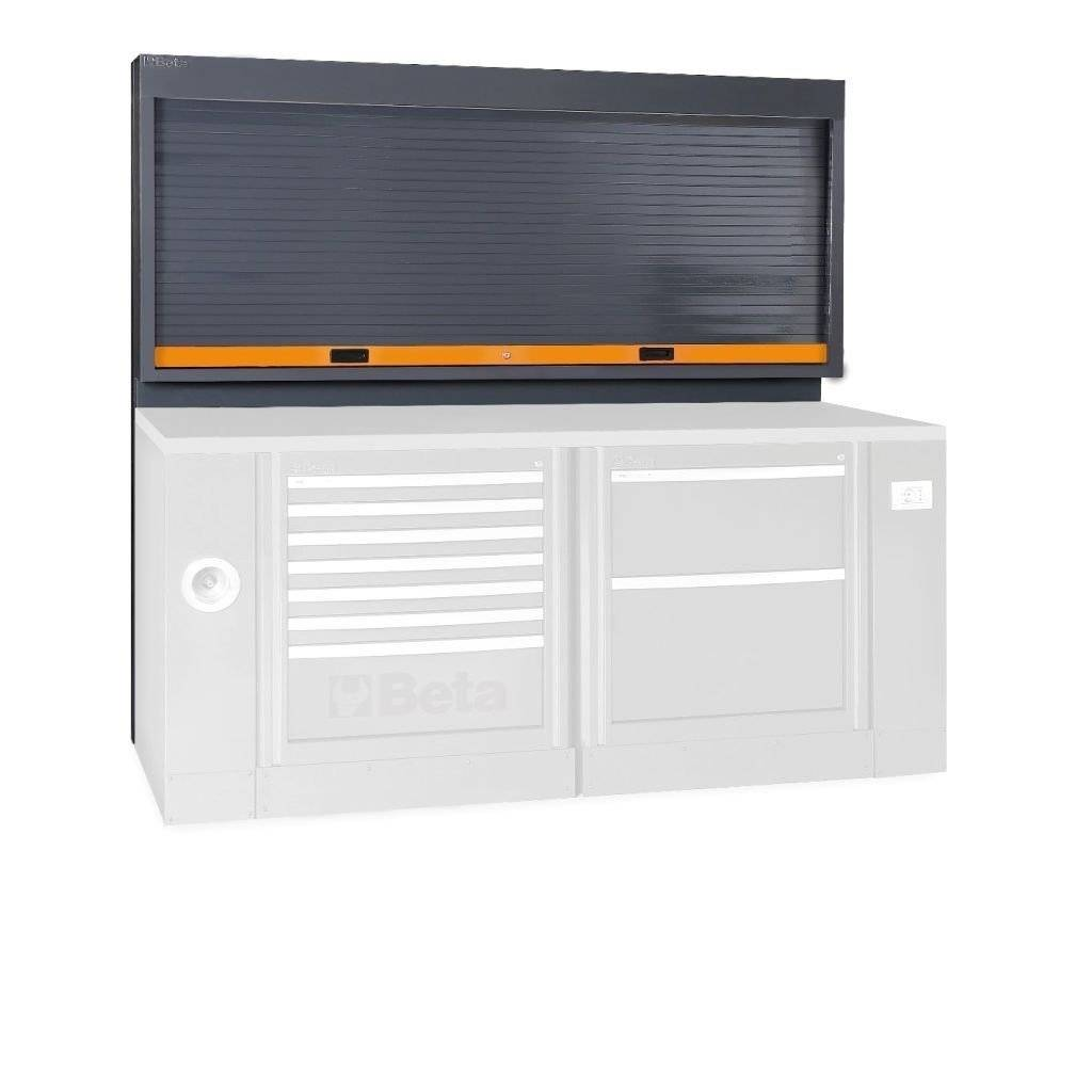 Beta Tools C55 PSP-TOOL PANEL WITH SHUTTER - Garage Tools Storage