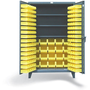 Strong Hold Bin Cabinet w/ 3 Shelves 36-BBS-243