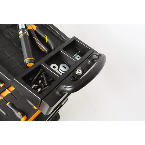 Beta Tool Storage FOLDING TOOL TROLLEY C27S - Garage Tools Storage