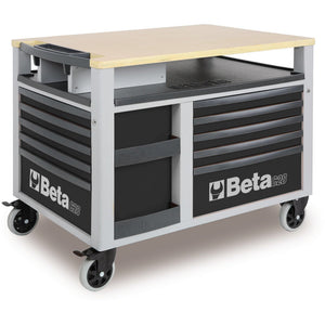 BETA Tools C28 O-SUPERTANK Rolling Tool Chest 10 DRAWER