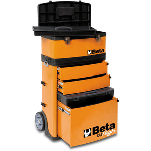 Beta Tools TWO-MODULE TOOL TROLLEY C41H