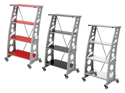 Image of Pitstop Furniture Chicane Bookshelf WS5000