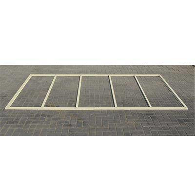 Image of Duramax 10.5' x 5.0' Woodbridge with Foundation 00283 - Garage Tools Storage