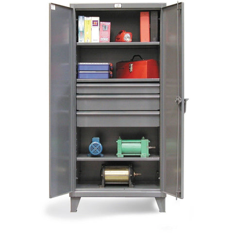 Image of Strong Hold Cabinet w/ 3 Drawers 36-243-3DB