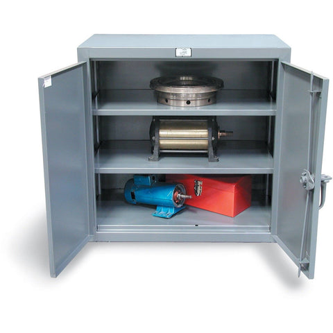 Strong Hold COUNTER HEIGHT CABINET 23-202 Industrial Storage