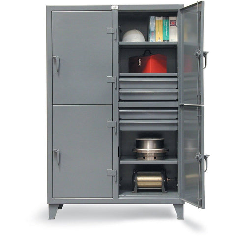 Strong Hold Locker with Drawers 46-24-2tpl-8db
