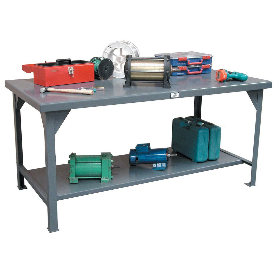 Strong Hold Industrial Workbench T4830 Shop Table