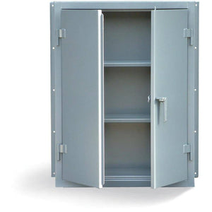 Strong Hold Wall Mounted Cabinet 34-WM-142 two shelves