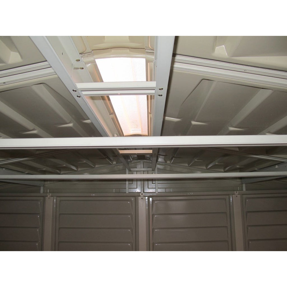 Skylights For Garage: Duramax Skylight For Vinyl Sheds 08295