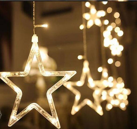 Star LED String Light