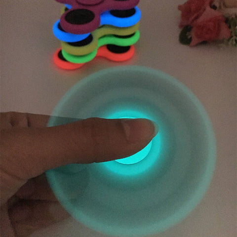 Luminous Glow in Dark Fidget Spinner