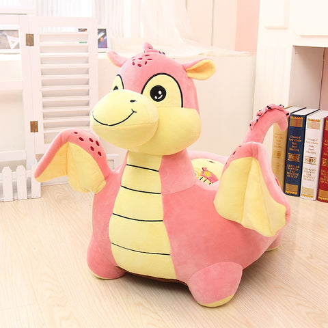 Cute Dragon Kids Sofa Chair