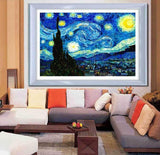 DIY Diamond Star Starry Night Painting Kit
