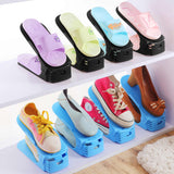 Shoe Rack Organizer Double Shoe Holder