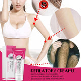 Unisex 2 in 1 Hair Removal Cream
