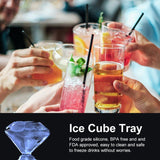 Buy Diamond-Shaped Ice Cube Tray