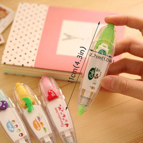 Sweet Floral Correction Tape Pen