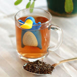 Silicone Duck Tea Infuser / Strainer