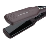 Wide Plate Ceramic Hair Straightener