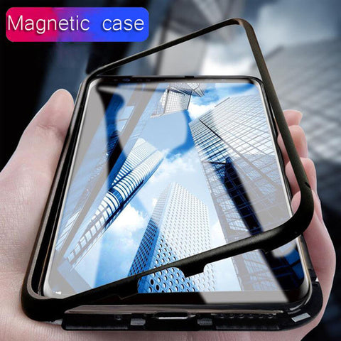 Buy iPhone X Magnetic 360 Protection Case