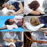 Multipurpose Memory Foam Anti-Pressure Pillow